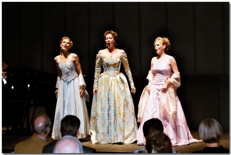 De 3 kongelige sopraner